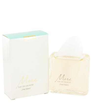 Shiseido More by Shiseido For Women - Eau De Cologne 60 ml