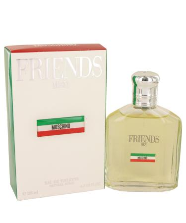 Moschino Friends by Moschino For Men - Eau De Toilette Spray 125 ml