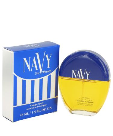 NAVY by Dana For Women - Cologne Spray 44 ml