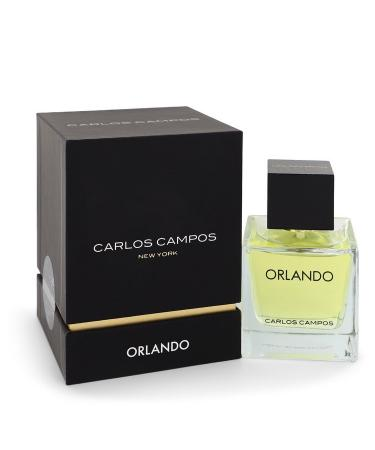 Orlando Carlos Campos by Carlos Campos For Men - Eau De Toilette Spray 100 ml