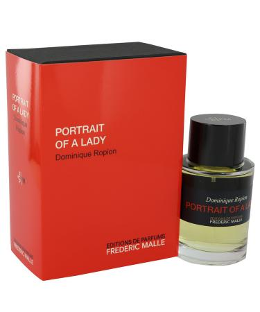 Portrait of A Lady by Frederic Malle For Women - Eau De Parfum Spray 100 ml