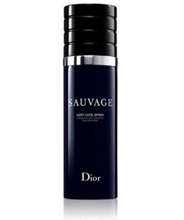 Sauvage Very Cool by Christian Dior For Men - Eau De Toilette Spray 100 ml