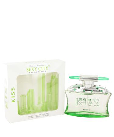 Sex In The City Kiss by Unknown For Women