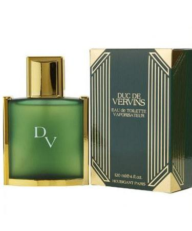 DUC DE VERVINS by Houbigant For Men - Eau De Toilette Spray 120 ml
