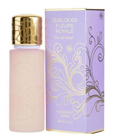QUELQUES FLEURS Royale by Houbigant For Women - Eau De Parfum Spray 100 ml