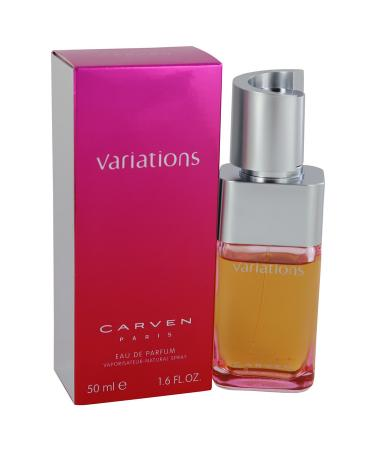 VARIATIONS by Carven For Women - Eau De Parfum Spray 50 ml