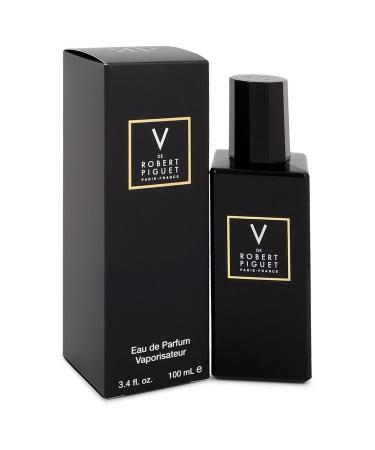 Visa (Renamed to Robert Piguet V) by Robert Piguet For Women - Eau De Parfum Spray (New Packaging) 100 ml