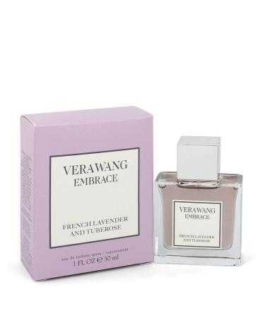 Vera Wang Embrace French Lavender and Tuberose by Vera Wang For Women - Eau De Toilette Spray 30 ml